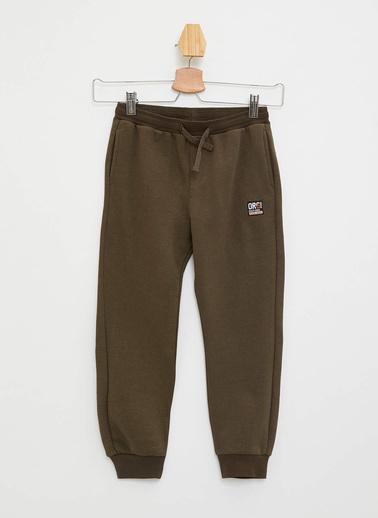 DeFacto Slim Fit Cepli Pantolon Haki
